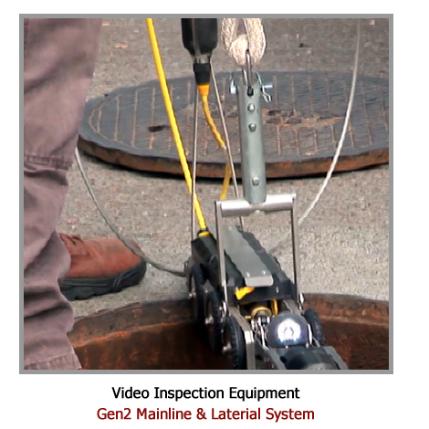 Video Pipe Inspections